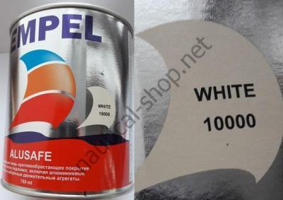Краска необрастающая для алюминия ALU SAFE белый (0,75 л), 10000