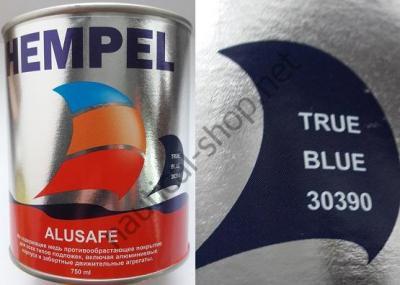 Краска необрастающая для алюминия ALU SAFE темно синий (0,75 л), 30390