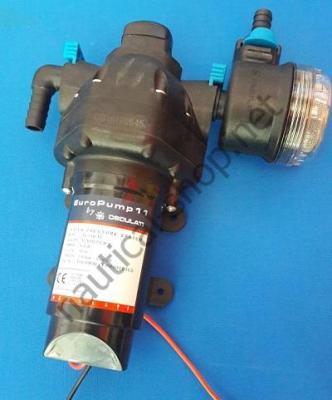 Помпа автоматическая cамовсасывающая Europump 11, производительностью 11 л/мин, 16.510.12