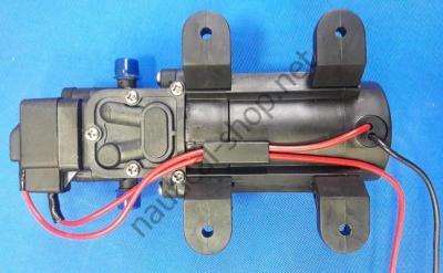 Автоматическая помпа Europump 4 производительностью 3 л/мин, вид снизу, Osculati 16.503.12