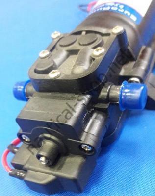 Автоматическая помпа Europump 4, 3 л/мин, для двух потребителей, Osculati 16.503.12