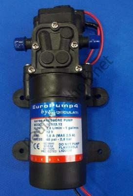 Автоматическая помпа Europump 4 низкого энергопотребления, 3 л/мин, 16.503.12