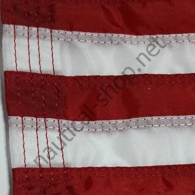 "Флаг США ""U.S. Yacht Ensign"" 30х45 см, прошивка, 8118"