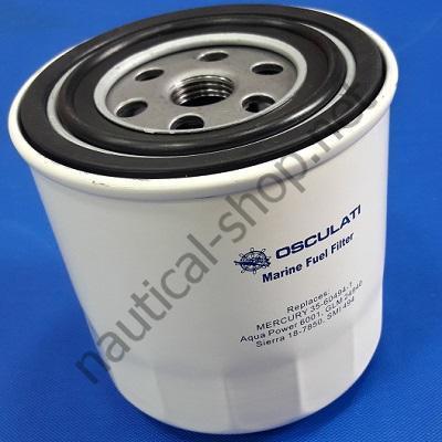 """Сменный картридж для топливного фильтра-сепаратора с резьбой 11""""/16"""", 17.660.45"""