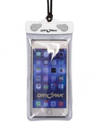 Водонепроницаемый чехол DRY PAK для больших смартфонов, GPS, MP3, 10х18 см, DP-47W