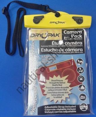 Водонепроницаемый чехол DRY PAK для фотоаппарата 15х20х5 см, DP-68C