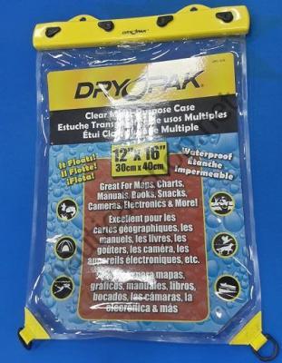 Водонепроницаемый многоцелевой чехол DRY PAK  30х40 см, DPC-1216