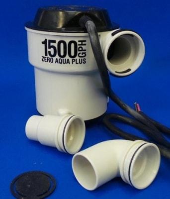 Помпа трюмная Zero Aqua Plus 1500 (100 л/мин), 31322