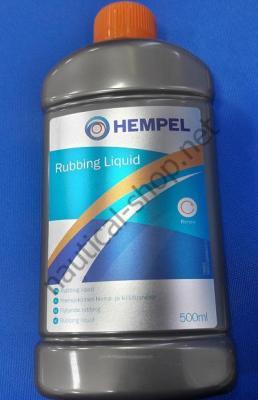 Средство для удаления царапин и полировки пластика Rubbing Liquid, 69021