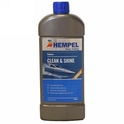 Чистящее и полирующее средство CLEAN & SHINE, 1 л, 69003
