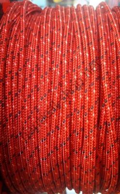 Веревка DYNEEMA MARLOW Excel Pro 4 мм, ярко красный, 06.465.04RO