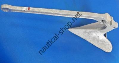 Якорь плуг (Plough) 9 кг, 01.144.09