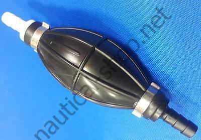 Груша топливная малая для шланга 8 мм, 44476