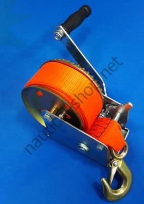 Ручная трейлерная лебедка барабанного типа с рабочей нагрузкой 700 кг, 90121-702