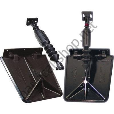 Набор автоматических трим пластин NAUTICUS для лодок от 3,5 м до 5 м, SX9510-40