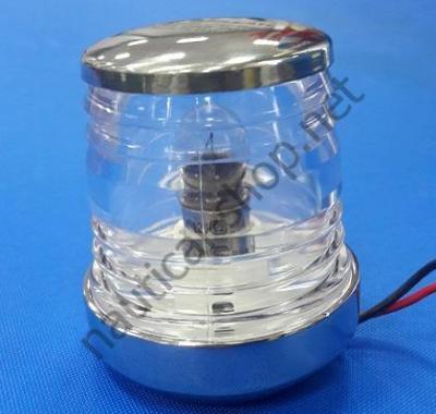Круговой клотиковый фонарь, клотик Classic на 360°, нержавеющая сталь, 11.132.00