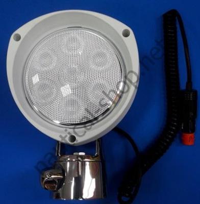 Съемный переносной LED прожектор с шарнирным креплением, 13.235.10