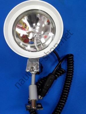 Прожектор дальнего света Utility с креплением на горизонтальную поверхность, 13.246.02