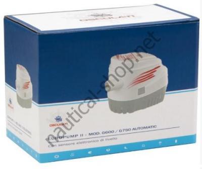 Помпа трюмная автоматическая Europump II G600, 38 л/мин, в упаковке, 16.124.01