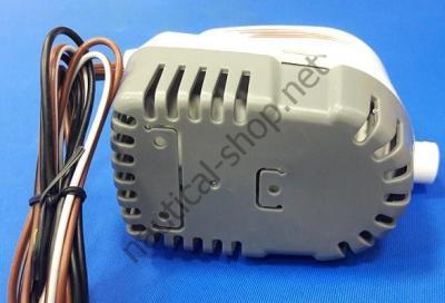 Помпа трюмная автоматическая Europump II G600, 38 л/мин, вид снизу, 16.124.01