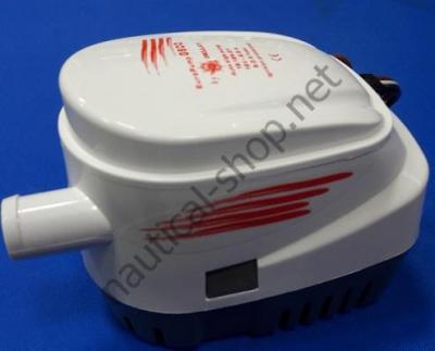 Помпа трюмная автоматическая Europump II G600, 38 л/мин, 16.124.01