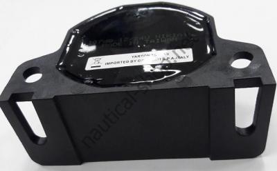 Акустический аварийно-предупреждающий извещатель, 114 dB, вид сзади, 21.464.00