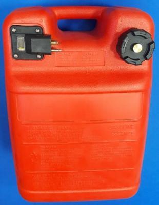 Переносной топливный бак 24 л с датчиком уровня и коннектором Yamaha, 80307-1