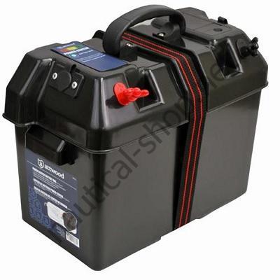 Аккумуляторный ящик Power Box F27 до 100 А, 9076-1 Attwood