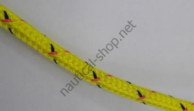 Веревка DYNEEMA MARLOW Excel Pro 5 мм, ярко желтого цвета, 06.465.05LI
