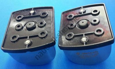 Навигационные огни Utility 85 SS, оборотная сторона, просты в установке