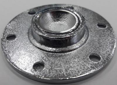 Латунный водоотлив потайного типа резиновой прокладкой для пробки, 18.537.00 Osculati
