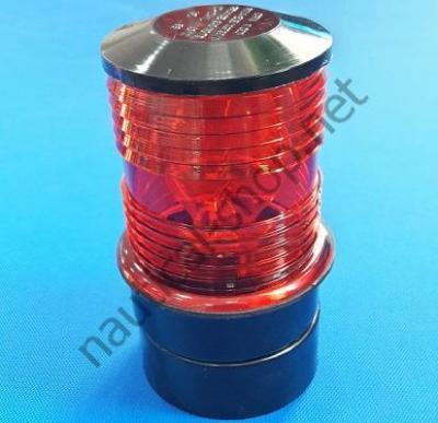 Круговой клотиковый фонарь Utility 360° с красным освещением, 11.134.01 Osculati