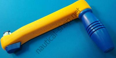 Нетонущая ручка для всех типов яхтенных лебедок, 57.176.09 Osculati