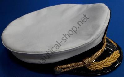 Фуражка капитанская в морском стиле