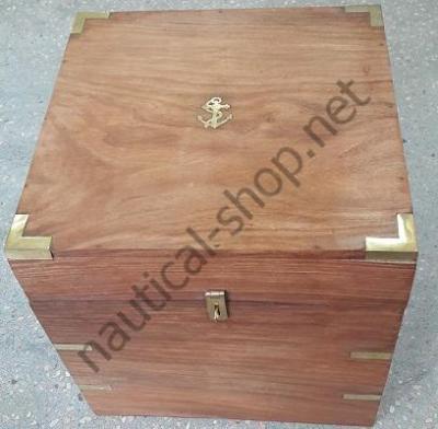 Ящик для хранения вина в морском стиле, BOIT049 Azur Marine