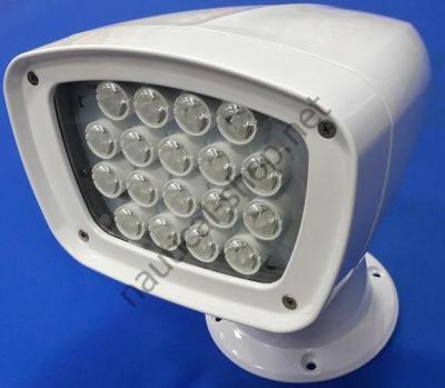 Электрорегулируемый 12В водонепроницаемый светодиодный прожектор, 13.226.12 Osculati