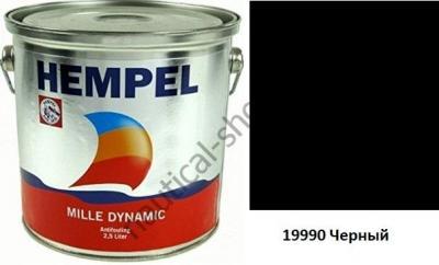 Краска необрастающая MILLE DINAMIC черный (2,5 л), 19900
