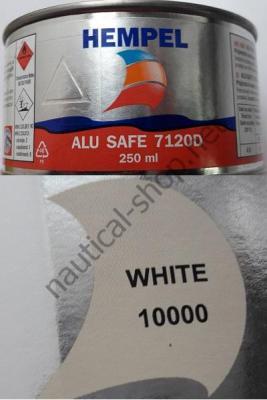 Краска необрастающая для алюминия ALU SAFE белый (0,25 л), 10000