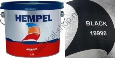 Краска необрастающая для алюминия ALU SAFE черный (2,5 л), 19900