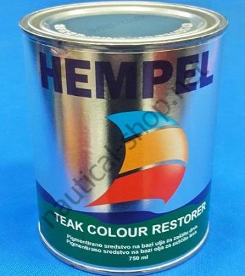 Пигментированное тиковое масло Teak Color Restorer 67462 (0,75 л)