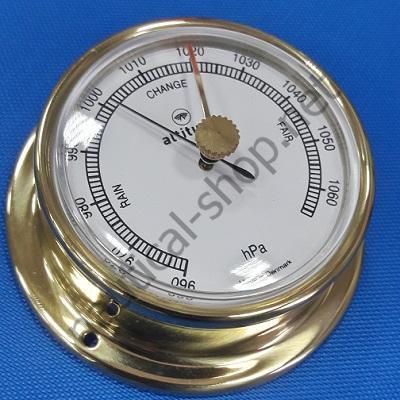 Барометр в латунном корпусе диаметр 74 мм, 2153B.V Altitude