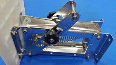 Выносной регулируемый транец для лодочных двигателей до 10 л.с. из нержавеющей стали, 80336-1 Sunfine Marine