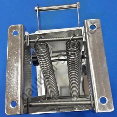 Выносной регулируемый транец для лодочных моторов до 15 л.с. из нержавеющей стали, 80336-2 Sunfine Marine