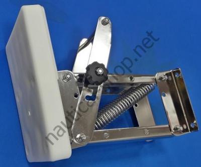 Выносной регулируемый транец для лодочных моторов до 15 л.с. с прочной транцевой плитой, 80336-2 Sunfine Marine