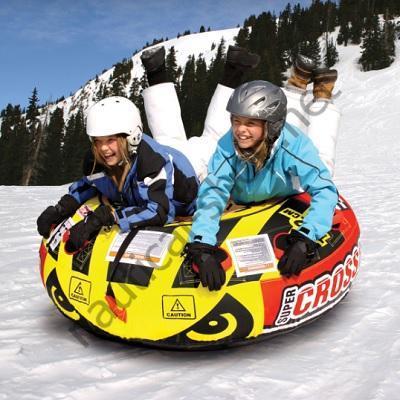 Надувной двухместный аттракцион Super Crossover 2 в 1 (зима-лето), 30-3522 Sportsstuff