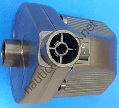 Насос электрический для надувных изделий с аккумулятором зарядки от 12 В и 220 В, T1-0207