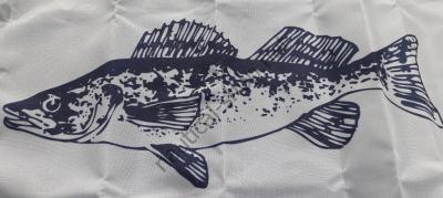 """Флаг для рыбалки """"СУДАК"""" 30х45 см на лодку, катер, яхту, 4618 Taylor Made (США)"""