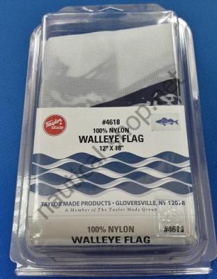 """Флаг рыбацкий """"СУДАК"""" 30х45 см в упаковке, 4618 Taylor Made (США)"""