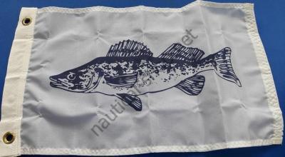 """Флаг на рыбалку """"СУДАК"""" 30х45 см для лодки, катера, 4618 Taylor Made (США)"""
