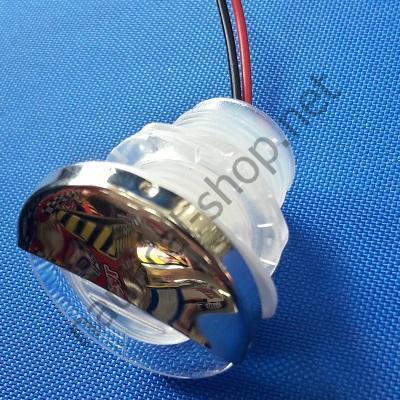 Встраиваемый светодиодный светильник дежурного освещения, 13.188.11, Osculati (Италия)